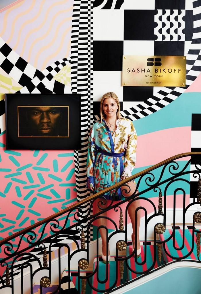 nyc interior designers TOP 20 NYC Interior Designers SashaBikoff