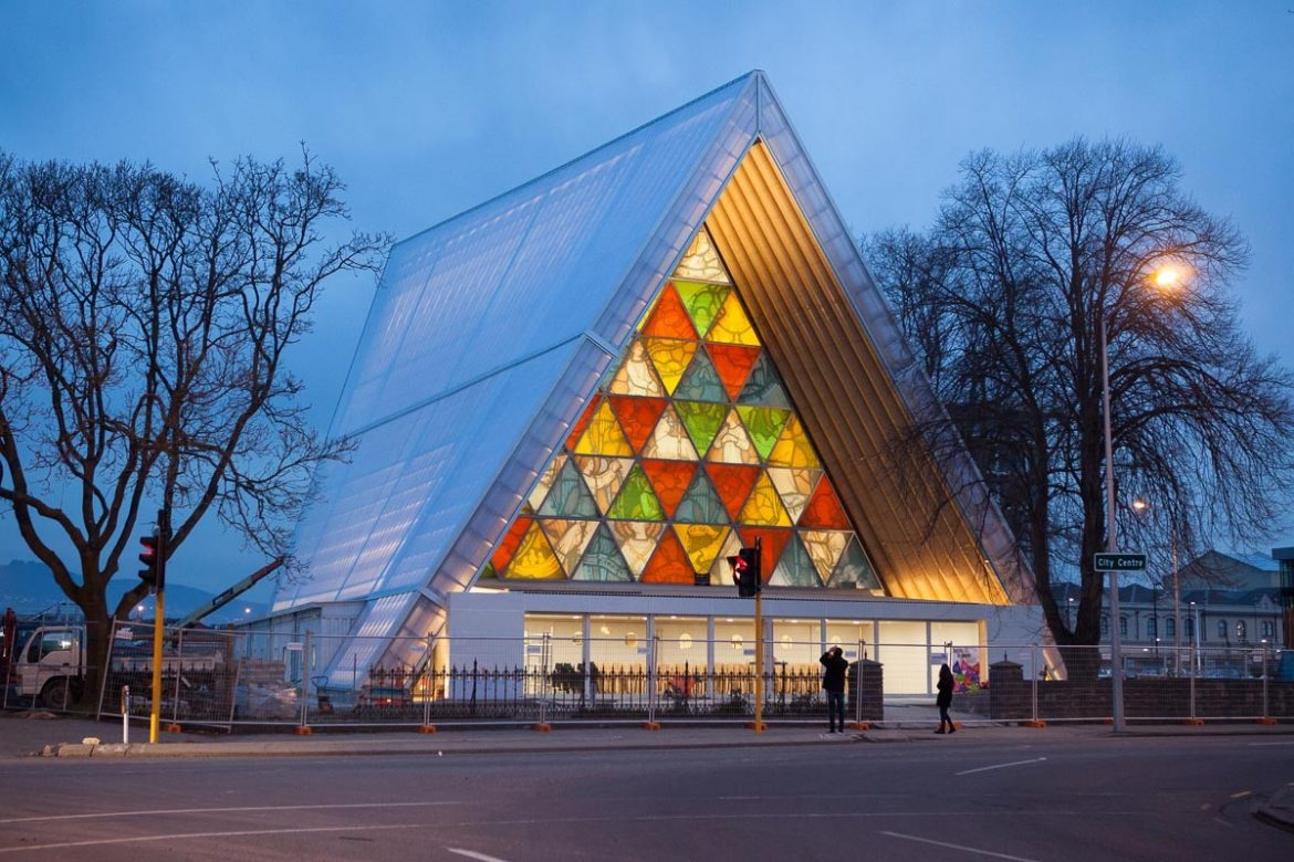Celebrate Design With Shigeru Ban, An Amazing Japanese Architect
