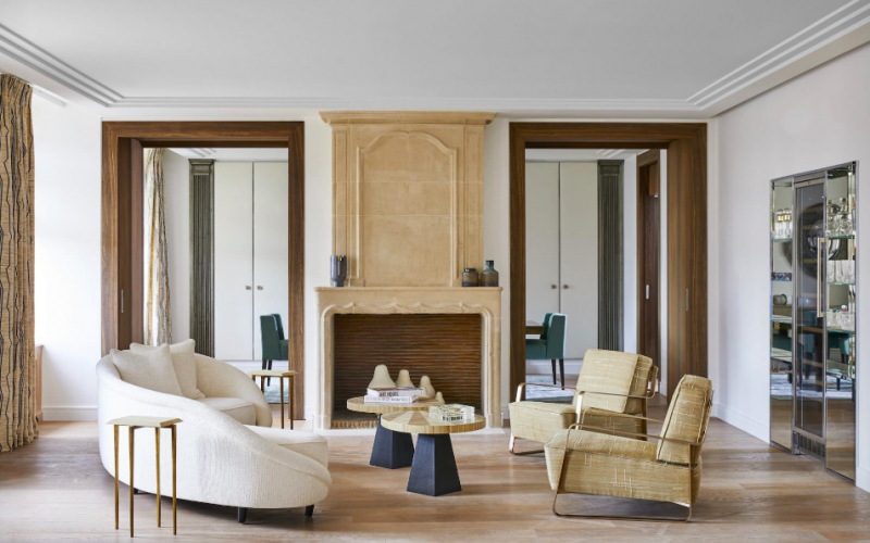 TOP 10 French Interior Designers Based In Paris - Part I